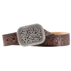 Ariat Rhinestone Filagree Belt