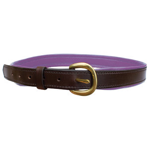 WIDE PADDED BELT