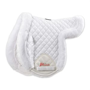 SHIRES SHAPED PAD W FLEECE RIM