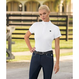 Romfh Tempo Dressage Short Sleeve Show Shirt