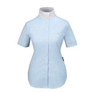 Alessandro Albanese Fitted Competition Shirt- Short Sleeve