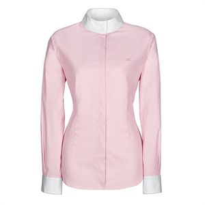 Alessandro Albanese Fitted Competition Shirt- Long Sleeve