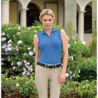 ARIAT SLEEVELESS PRIX POLO 12
