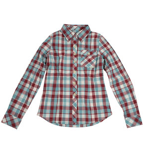 HRSWR NOLA COTTON CHECK SHIRT