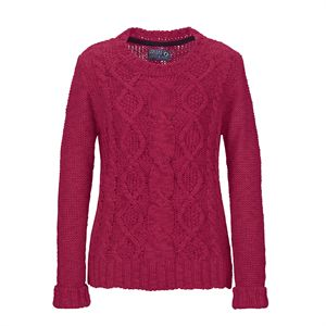 JOULES AVELYN CABLE KNIT SWTR