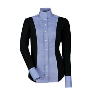 LE FASH OPEN PLACKET SHOWSHIRT