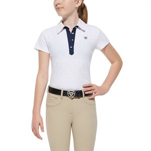 ARIAT GIRLS PAIGE POLO