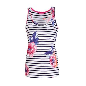 JOULES COCO TANK PRINT