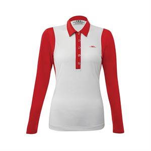 AA LONG SLEEVE ATHLETIC POLO