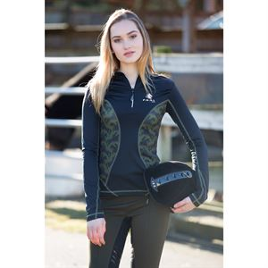 FOAL TECHNICAL 1/4 ZIP