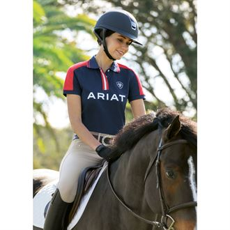 ARIAT TEAM POLO