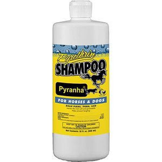 Pyranha Pyrenthrin Shampoo