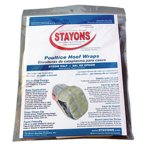 STAYONS EPSOM SALT HOOF WRAP