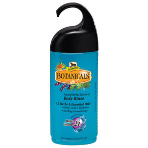 Absorbine Botanicals Herbal Liniment Body Rinse