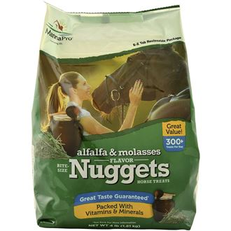 MANNA PRO NUGGETS-4LBS