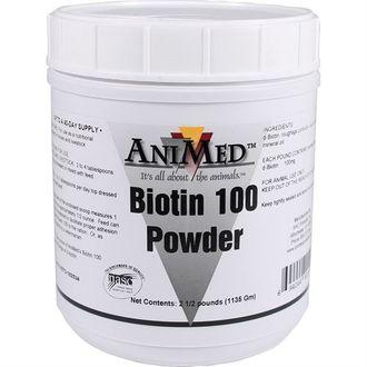ANIMED BIOTIN 100 2.5LB