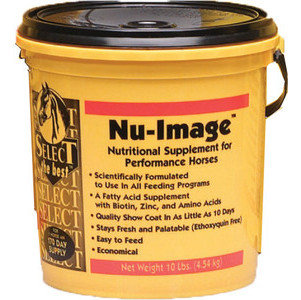 Nu-Image Coat Supplement