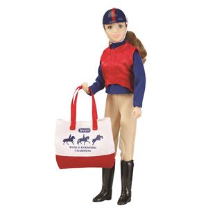 BREYER SARAH-EVENTING RIDER