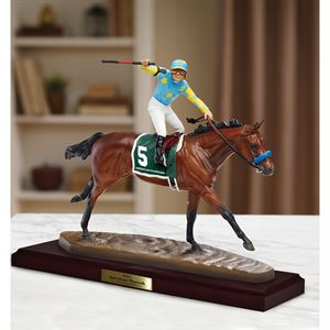 BREYER AMERICAN PHAROAH RESIN