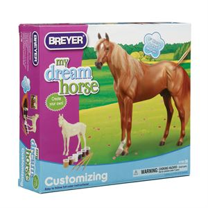 BREYER PAINT YOUR OWN HORSE KT