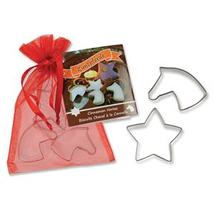 CINNAMON HRS COOKIE CUTTER SET