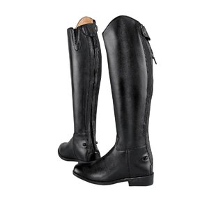 SAXON EQUILEATHER DRESS BOOT
