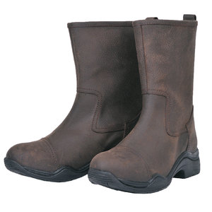 INTEC HEELS DOWN BARN BOOT