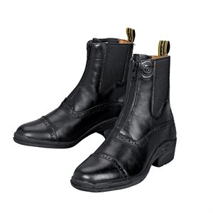 HOOF AND WOOF ZIP PADDOCK BOOT