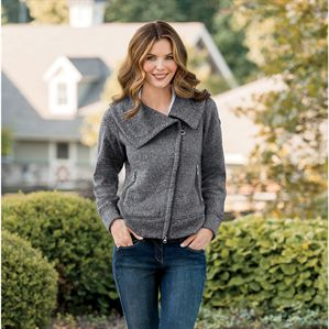 ARIAT FORTUNA FLEECE ZIP