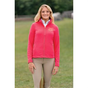 HORSEWARE GIGI FLEECE JCKT C/O