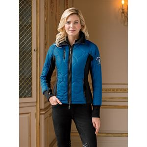 ARISTA QUILTED COMBI JACKET