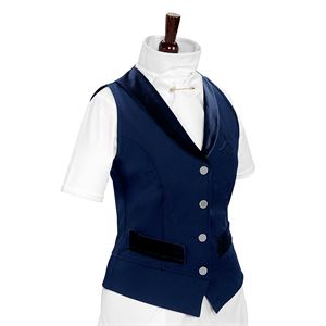 Amp clothing show clothing show coats arista 174 modern dressage vest