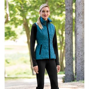 KERRITS HORSEPLAY QUILTED VEST
