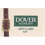 $25 Dover Saddlery Gift Card