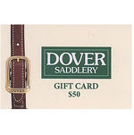 $50 Dover Saddlery Gift Card