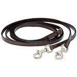 SUFFOLK LEATHER BREASTPLATE REINS