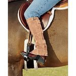 Half Chaps By Barnstable in Taupe or Brown