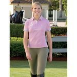 On Course Cotton Naturals Pull-On Riding Breeches