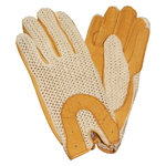 Ladies OvationÖ Crochet Back Riding Gloves