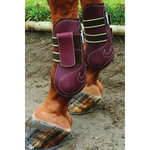 VENTECH LEATHER OPEN FRT BOOTS
