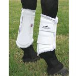 Professionals Choice Leather Protection Horse Boots