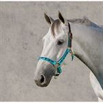 Perri's Ribbon Trim Halter