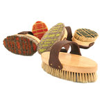 LEGENDS HORSEHAIR BODY BRUSH