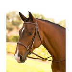 Ovation Ultra Shaped Fancy Stitched Bridle