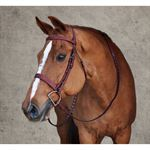 Showmark Traditional Hunt Bridle