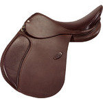Henri de Rivel Wool Flocked Event Saddle