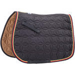 Roma Ecole Star Quilted All Purpose Saddle Pad
