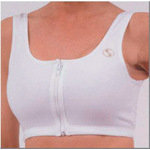 Sporteze® Minimal Bounce? Dri-Release® Zip-Front Bra