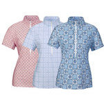 FITS TECH PRINT SHIRT
