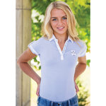 GOODE RIDER GIRLS ICONIC POLO